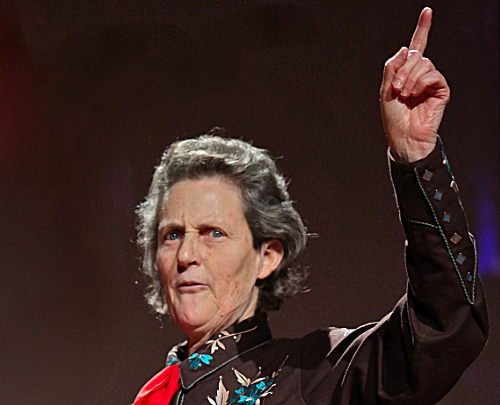 Ivory Towers and Abattoirs – Temple Grandin