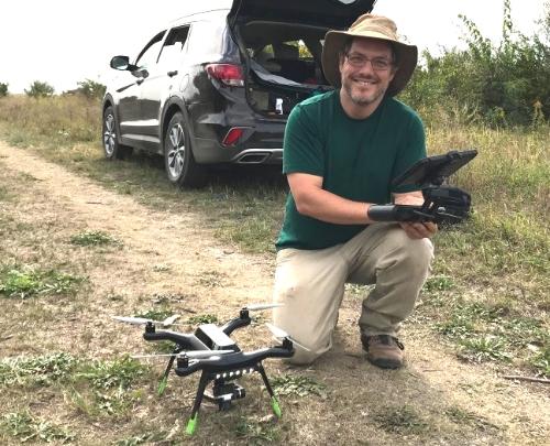 Drones Revealing the Past – Jesse Casana