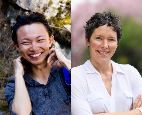How Mosquitoes Target Us – Zhilei Zhao & Lindy McBride